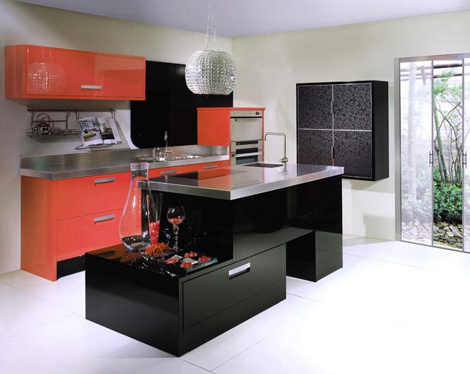 Forma hogar cocina mod volga for Muebles de cocina alemanes